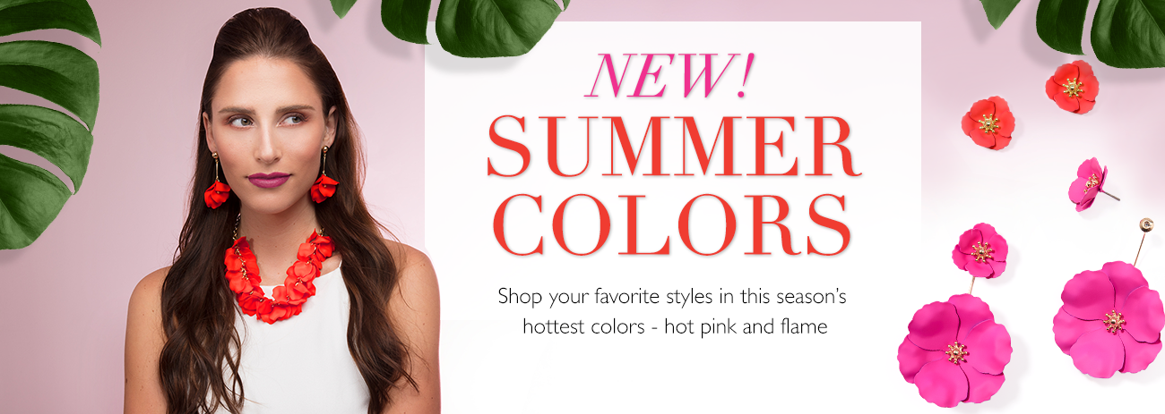 New! Summer Colors