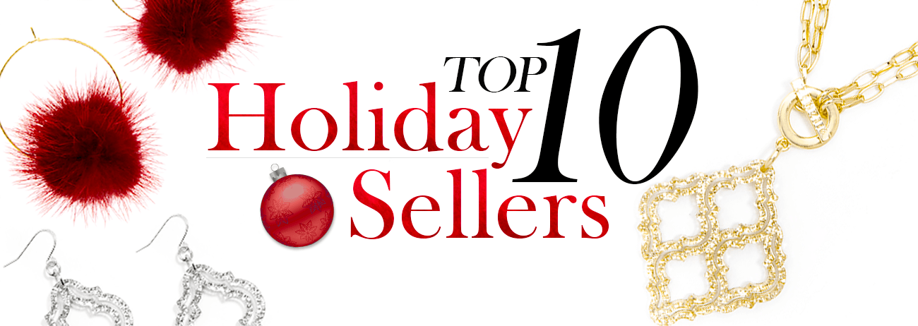 Top 10 Holiday Sellers