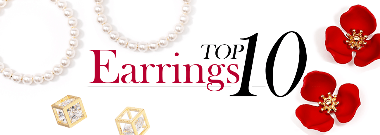Top Selling Earrings for the Holidays