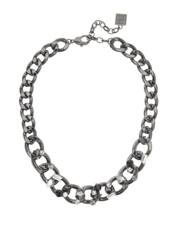 Rock The Chain Necklace  | ZENZII Wholesale