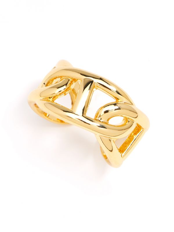 Curved Mariner Links Ring R706