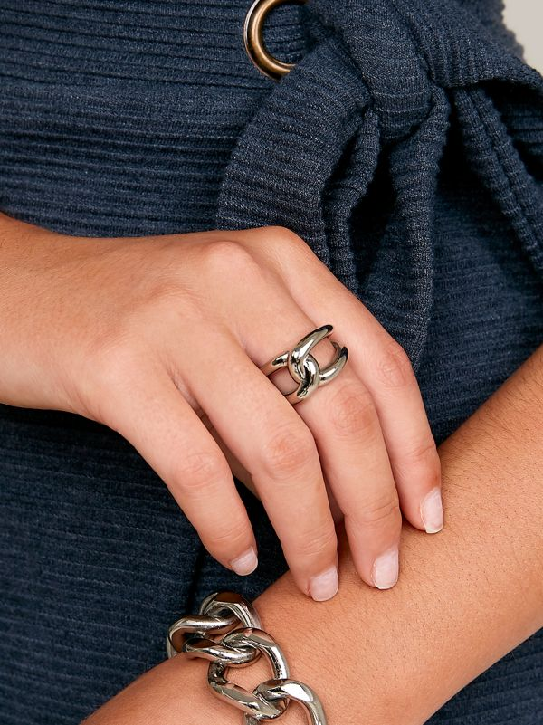 Knotty And Nice Ring