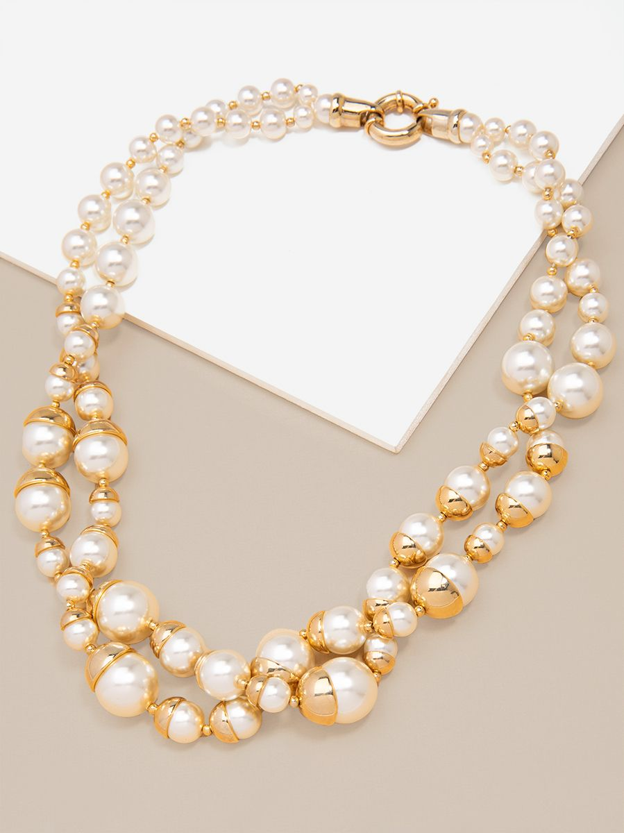 Pearl Of The Moment Necklace