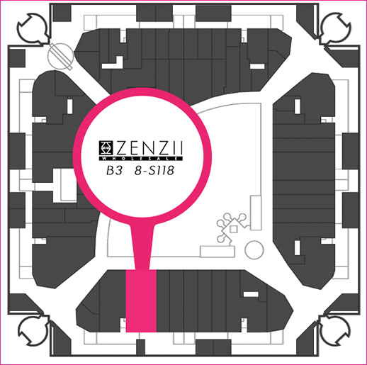 ZENZII Atlanta Showroom